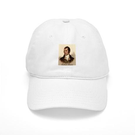 Robert Burns Portrait Cap