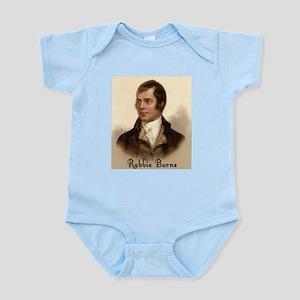 Rabbie Burns Portrait Infant Bodysuit
