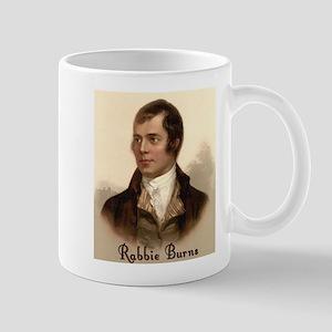 Rabbie Burns Portrait Mug