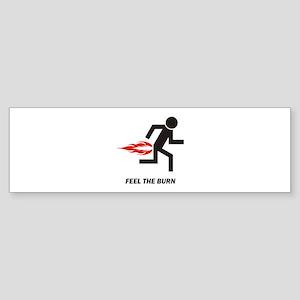 Burn Bumper Sticker