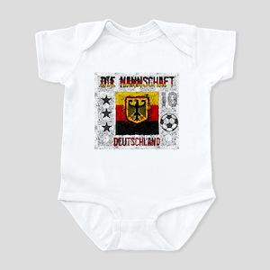 Die Mannschaft Infant Bodysuit