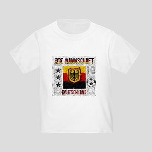 Die Mannschaft Toddler T-Shirt