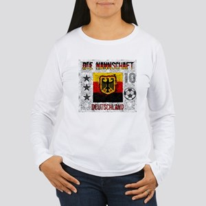 Die Mannschaft Women's Long Sleeve T-Shirt