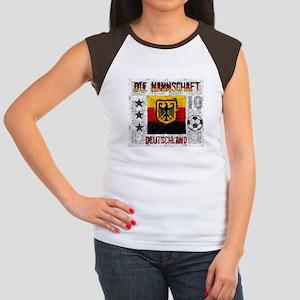 Die Mannschaft Women's Cap Sleeve T-Shirt