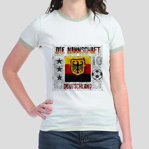 Die Mannschaft Jr. Ringer T-Shirt