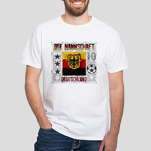 Die Mannschaft White T-Shirt