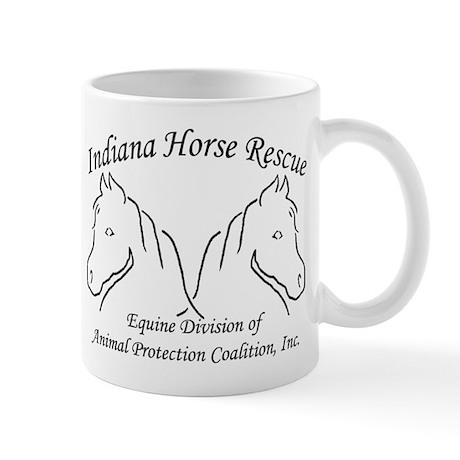 Indiana Horse Rescue Mug