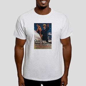 Navy Aviation Light T-Shirt
