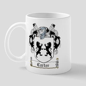 Carter Coat of Arms Mug