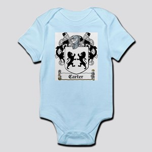 Carter Coat of Arms Infant Creeper