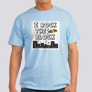 Rock The Block Light T-Shirt