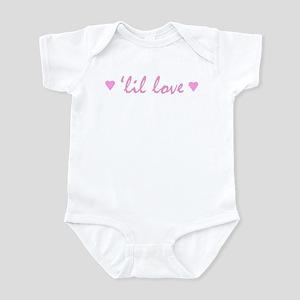 """'lil love"" Infant Bodysuit"
