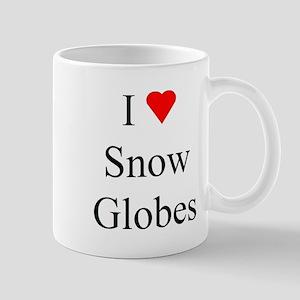 I Heart Snow Globes Mug