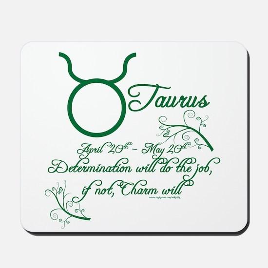 Taurus Mousepad