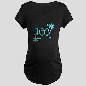 Joy Maternity Dark T-Shirt