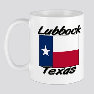 Lubbock Texas Mug