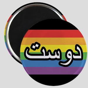 ALLY 2.25 inch Magnet - Farsi