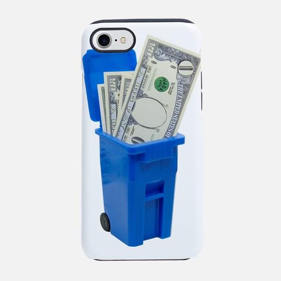 RecycleNoMoney053109.png iPhone 7 Tough Case