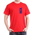 Cell Phone Dark T-Shirt