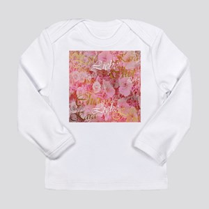 rose,cher,kara,liebe,love,pink Long Sleeve T-Shirt