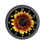 Sunflowers Basic Clocks