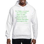 Children of Ireland Hooded Sweatshirt