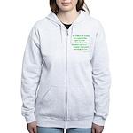 Children of Ireland Women's Zip Hoodie