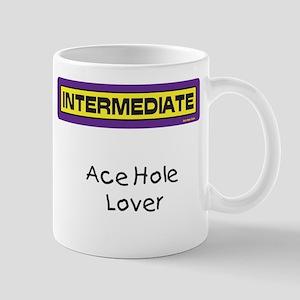 Ace Hole Lover Mug (Purple and Yellow)