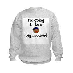 I'm going to be a big brother Sweatshirt