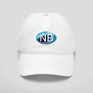 NB Newport Beach Wave Oval Cap