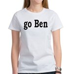 go Ben Women's T-Shirt