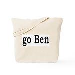 go Ben Tote Bag