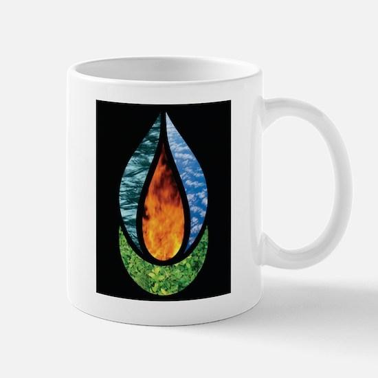 Earth Chalice Mug
