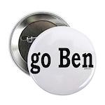 "go Ben 2.25"" Button (10 pack)"