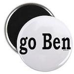 """go Ben 2.25"""" Magnet (100 pack)"""