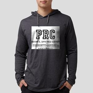AIRPORT CODES - PRC - PRESCOTT Long Sleeve T-Shirt