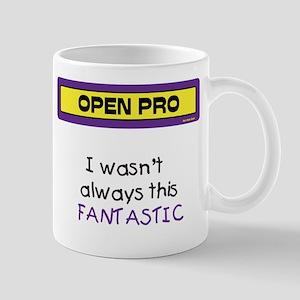 Fantastic Mug (Yellow and Purple)