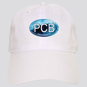 PCB Panama City Beach Oval Cap