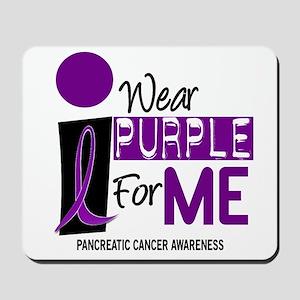I Wear Purple For Me 9 PC Mousepad