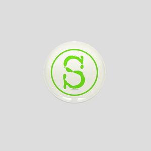 Skeptic Circle Mini Button