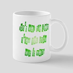 Green Means Mug