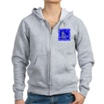 BlueCat Women's Zip Hoodie