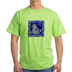 BlueCat Green T-Shirt