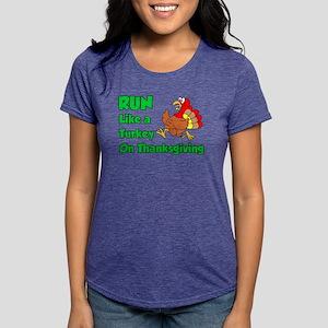 Run Turkey Thanksgiving T-Shirt