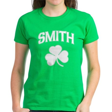 Irish Smith Women's Dark T-Shirt