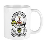 Clan Cameron Crest Mug