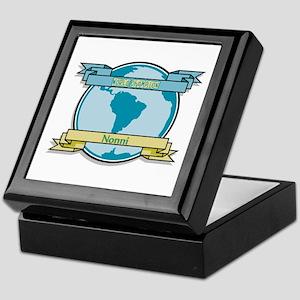 World Champion Nonni Keepsake Box