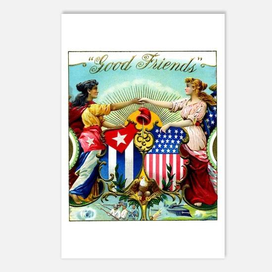 Unique Cuban Postcards (Package of 8)