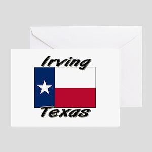 Irving Texas Greeting Card