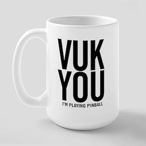 VUK You Large Mug